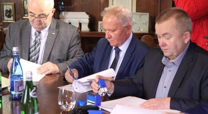 Spotkanie w Rzucewie w sprawie Projektu Tras Rowerowych