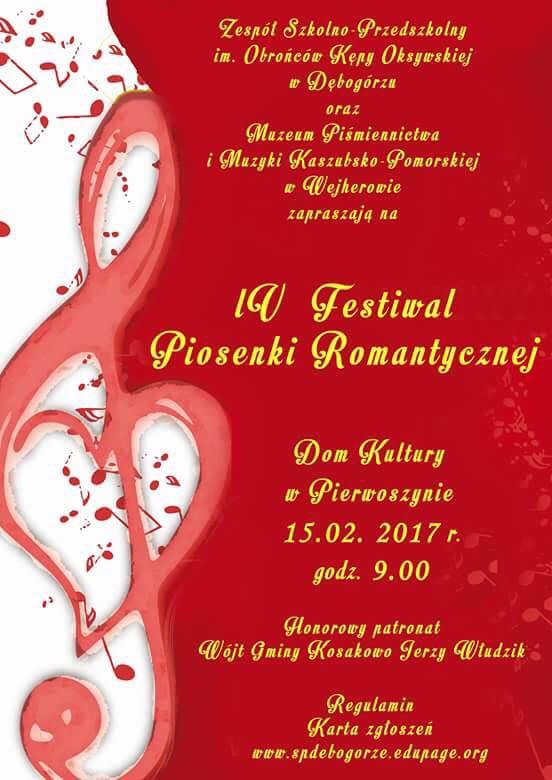 IV Festiwal Piosenki Romantycznej