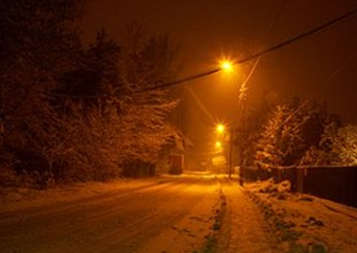 Harmonogram oświetlenia terenów publicznych gminy Kosakowo