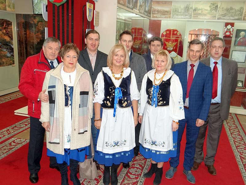 Umowa o Współpracy z Białoruskim Rejonem Brzostowickim