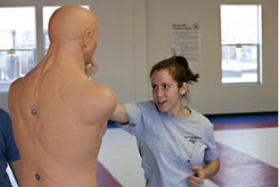 Bezpłatne szkolenie -samoobrona kobiet