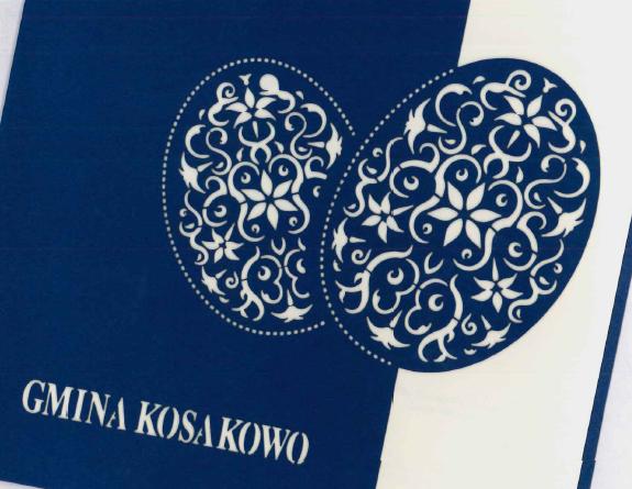 Życzenia wielkanocne dla mieszkańców i władz samorządowych Gminy Kosakowo