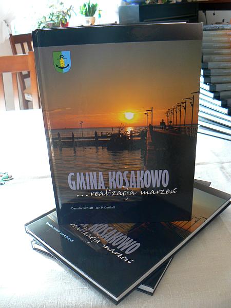 """Promocja albumu """"Gmina Kosakowo…realizacja marzeń"""""""