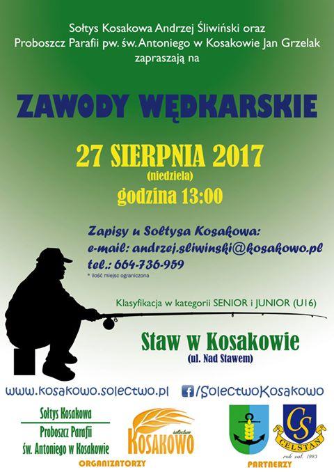 III Kosakowskie Zawody Wędkarskie