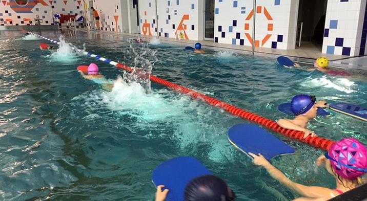 Pływalnia dla dzieci i młodzieży w promocyjnej cenie