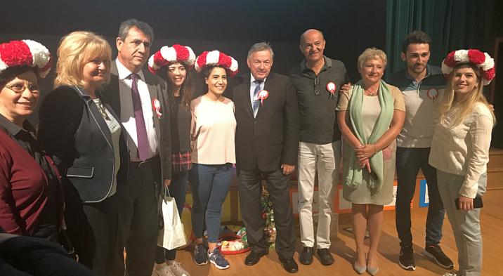 Międzynarodowy Projekt Wymiany Doświadczeń Nauczycieli 2016/2017