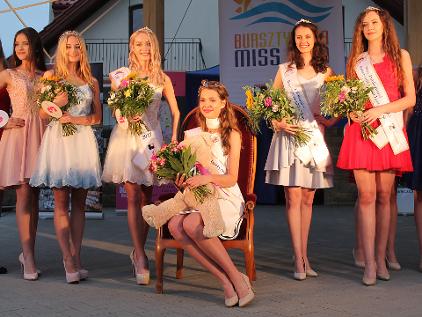 Bursztynowa Miss Lata Mechelinki 2017