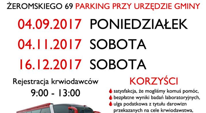 Honorowe Oddawanie Krwi w Kosakowie