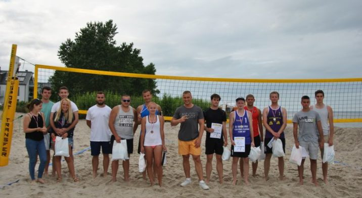 Turniej Plażowej Piłki Siatkowej – Rewa 2017