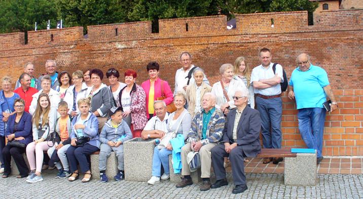 Wycieczka do Malborka