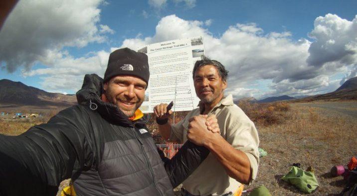 Marcin Gienieczko dokonał podwójnego trawersu Gór Mackenzie jako pierwszy Polak i jeden z nielicznych na świecie.