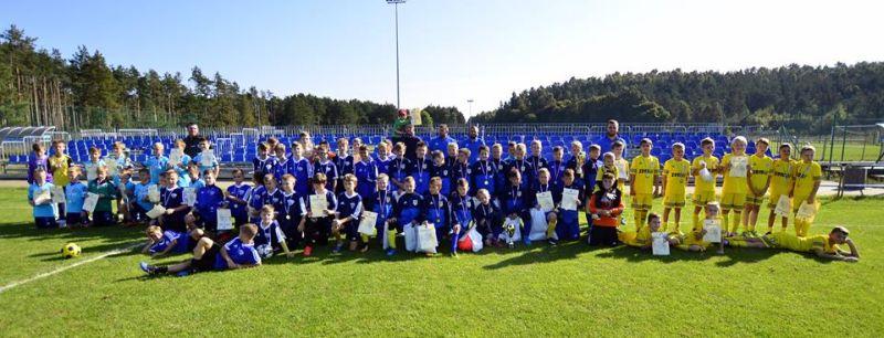 Turniej Piłki Nożnej o Puchar Wójta i Przewodniczącego Rady Gminy Kosakowo