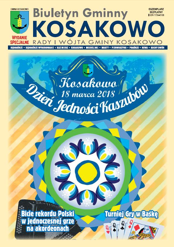Biuletyn Specjalny Gminy Kosakowo