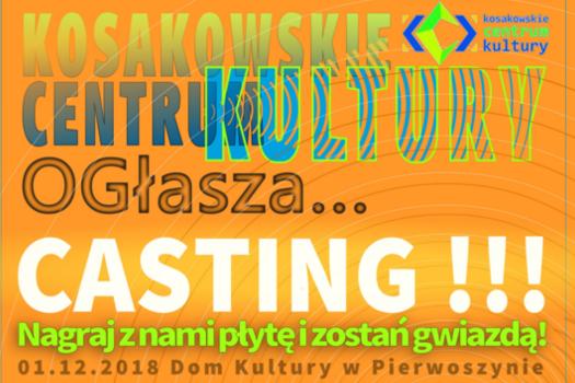 Casting – Konkurs Wokalny