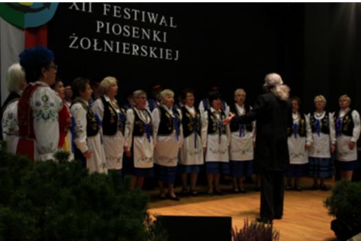 Lista osób zakwalifikowanych do Koncertu Galowego XII Festiwalu Piosenki Żołnierskiej o Złoty Buzdygan Kosakowo 2018