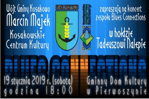 Koncert Blues Connections