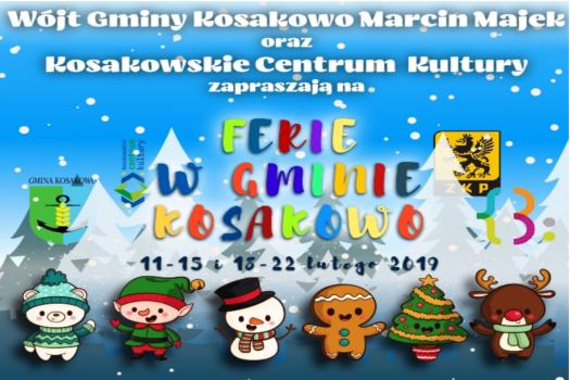 Ferie zimowe w Gminie Kosakowo