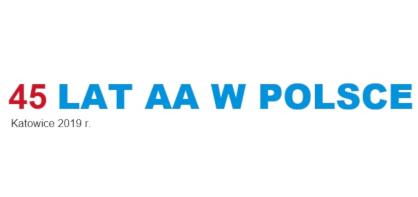Zlot z okazji 45-lecia Wspólnoty AA w Polsce (1974-2019)