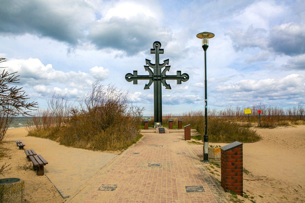 Już wnajbliższą niedzielę odbędzie się uroczystość odsłonięcia tablic pamiątkowych wOgólnopolskiej Alei Zasłużonych Ludzi Morza wRewie