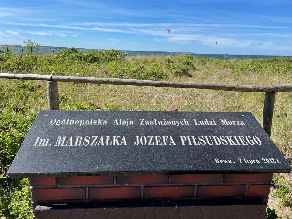 XVII Uroczystość Odsłonięcia Tablic Pamiątkowych wOgólnopolskiej Alei Zasłużonych Ludzi Morza