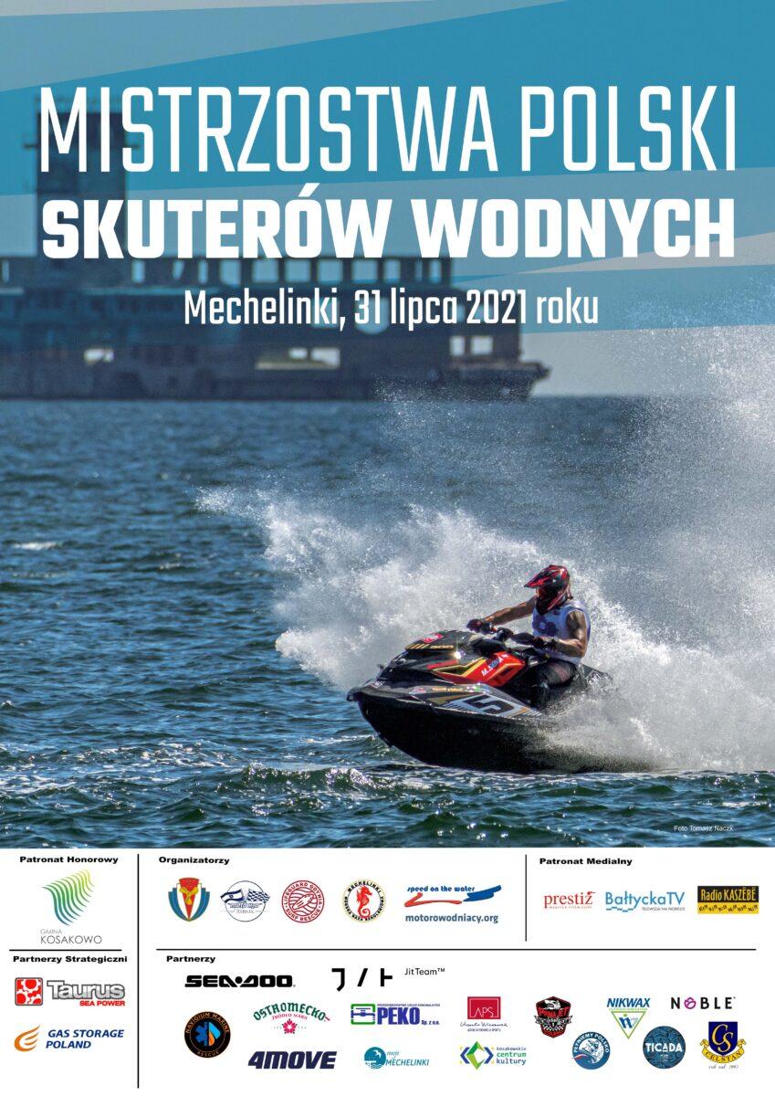 Mistrzostwa Polski Skuterów Wodnych – 31 lipca Mechelinki