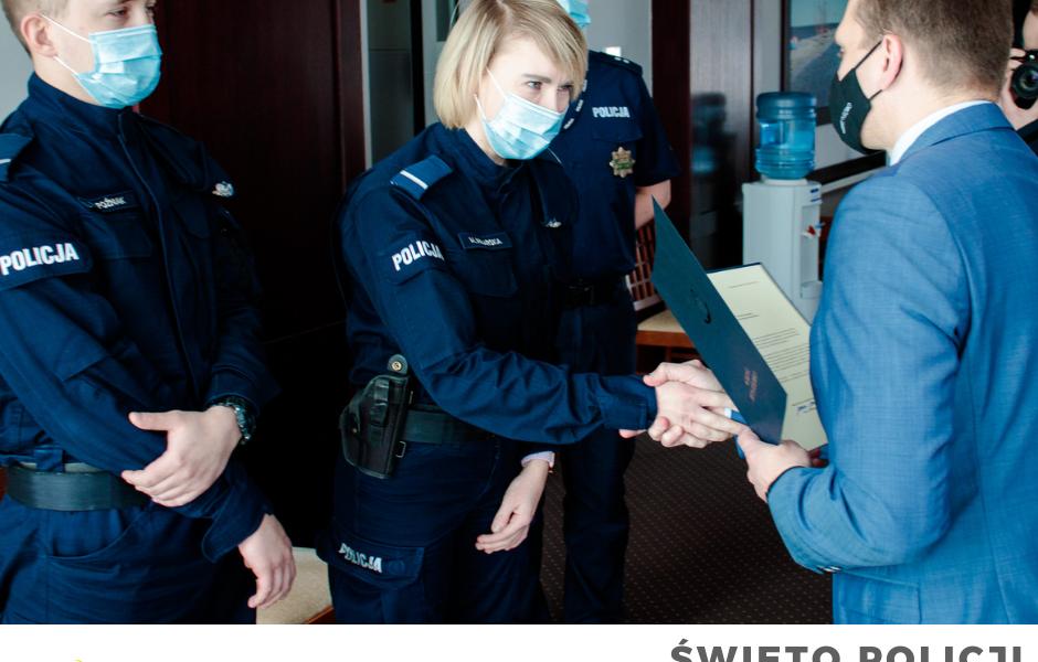 24 lipca - Święto Policji
