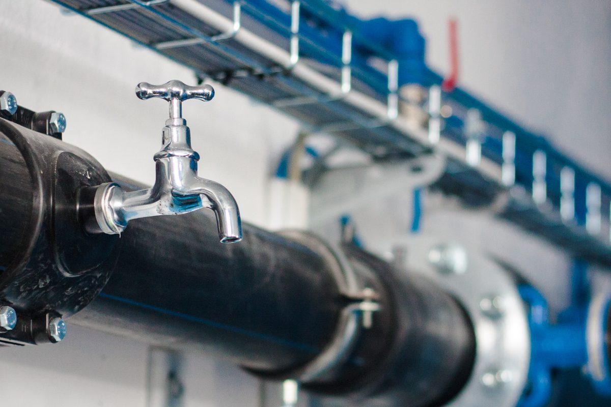 Przetarg naprzebudowę iremont stacji uzdatniania wody wDębogórzu