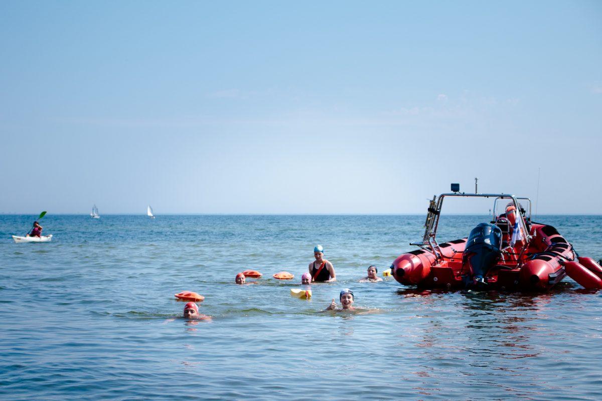 Bezpłatne szkolenia zzakresu ratownictwa wodnego nastopień młodszego ratownika