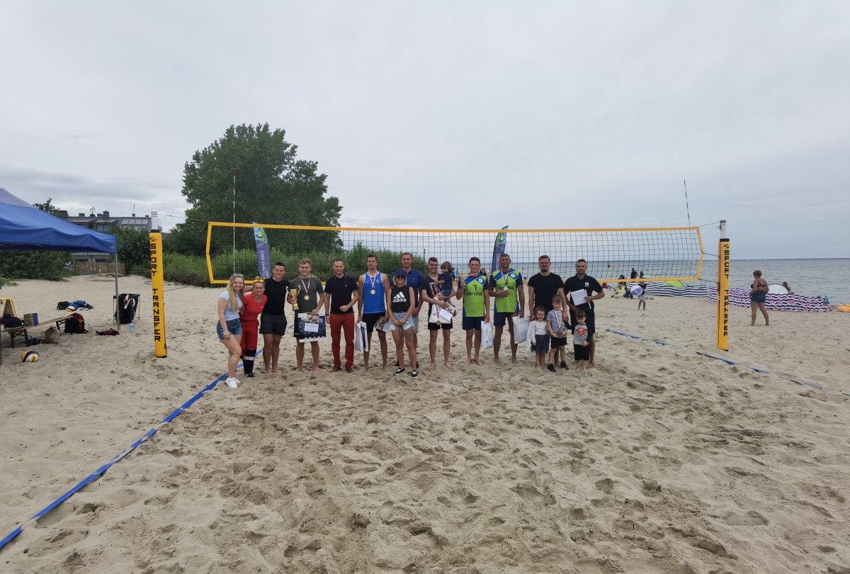 Relacja zturnieju siatkówki plażowej – REWA 2021