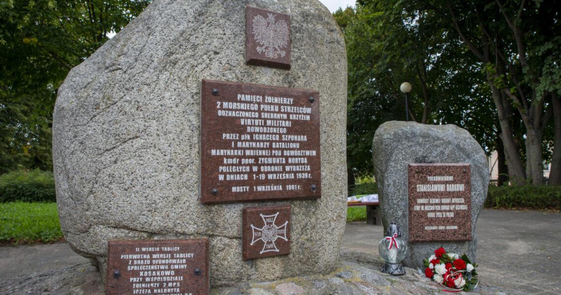 Obchody 82. rocznicy Obrony Kępy Oksywskiej