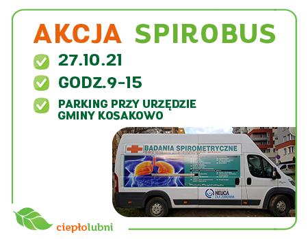 Spirobus wgminie Kosakowo